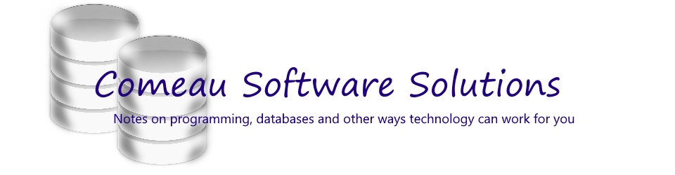 Comeau Software Solutions